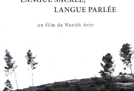 Langue sacrée, langue parlée