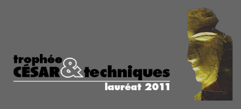 Archipel laureat Cesar technique en 2011
