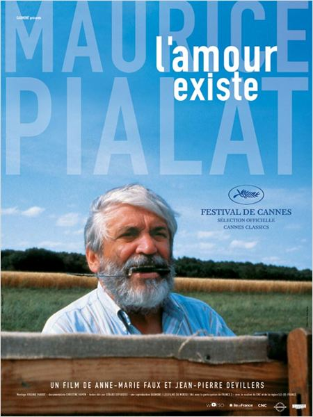 Maurice Pialat, l'amour existe