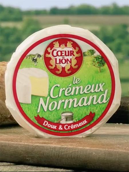 Coeur de Lion – Le crémeux Normand