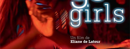 """Little Go Girls"" de Eliane de Latour"