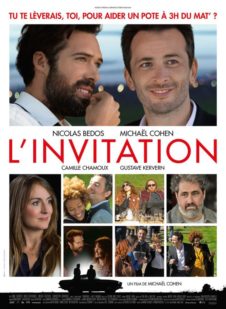 L'invitattion
