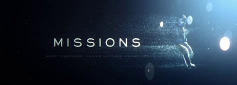 """""""Missions"""" de Julien Lacombe"""